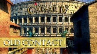 [FR] - Caesar IV - Old Contact - Du pain et des jeux
