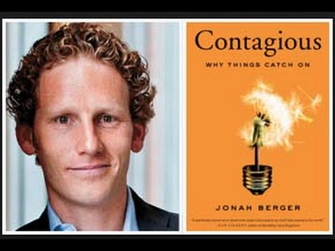 Episode 019 - Dr. Jonah Berger - Contagious: Why Things Catch On