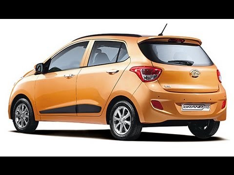 hyundai grand i10 new 1120cc diesel 24kpl manual youtube. Black Bedroom Furniture Sets. Home Design Ideas