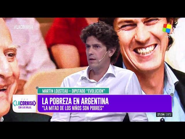 Entrevista de Majul con Martín Lousteau