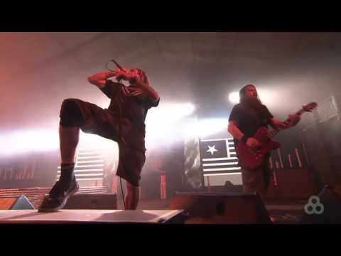Lamb of God  Redneck  At Bonnaroo Festival 2016