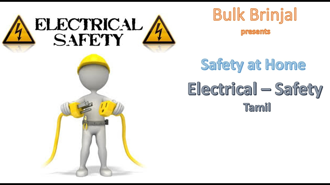electrical safety When your team works in electrical environments, they need to have full knowledge of safety rules this is vital, not only for workers but also for the safet.