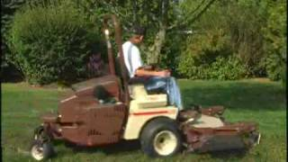 Professional Cut | Grasshopper Mower