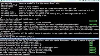 Drupal Tutorials #69 - How To Install Modules Using Drush