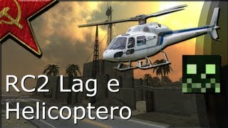 Red Crucible 2 | Lag e Helicoptero !!!