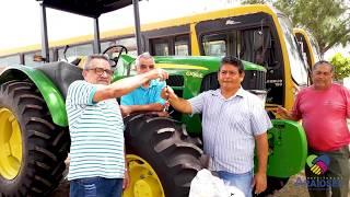 Gambar cover Araioses é contemplada com uma patrulha agrícola   Prefeitura de Araioses