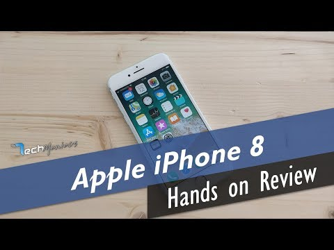 Apple iPhone 8 Hands on Review [Greek]