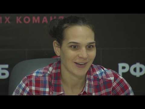 01.11.2018 Press conference Dynamo Kursk, Carolo Basket
