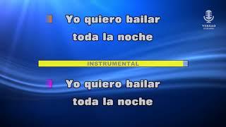 ♫ Demo - Karaoke - YO QUIERO BAILAR - Sónia & Selena