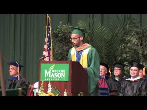 2013 School of Management Convocation (George Mason University)