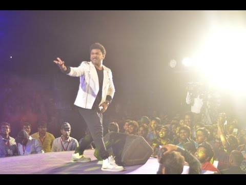 DSP (Rock Star Devi Sri Prasad) Live  Performance in Hyderabad  INDIA 2017
