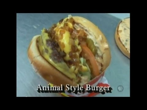 IN-N-OUT Burger's Secret Menu (the official words)