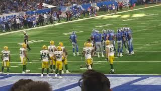 Matt Stafford td catch
