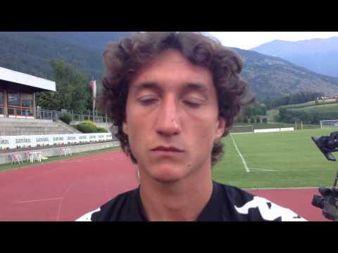 Siena-Padova 1-1, intervista a Niccolò Giannetti