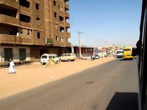 Viaje por Africa - Sudan - Khartoum - Viajando en arabia