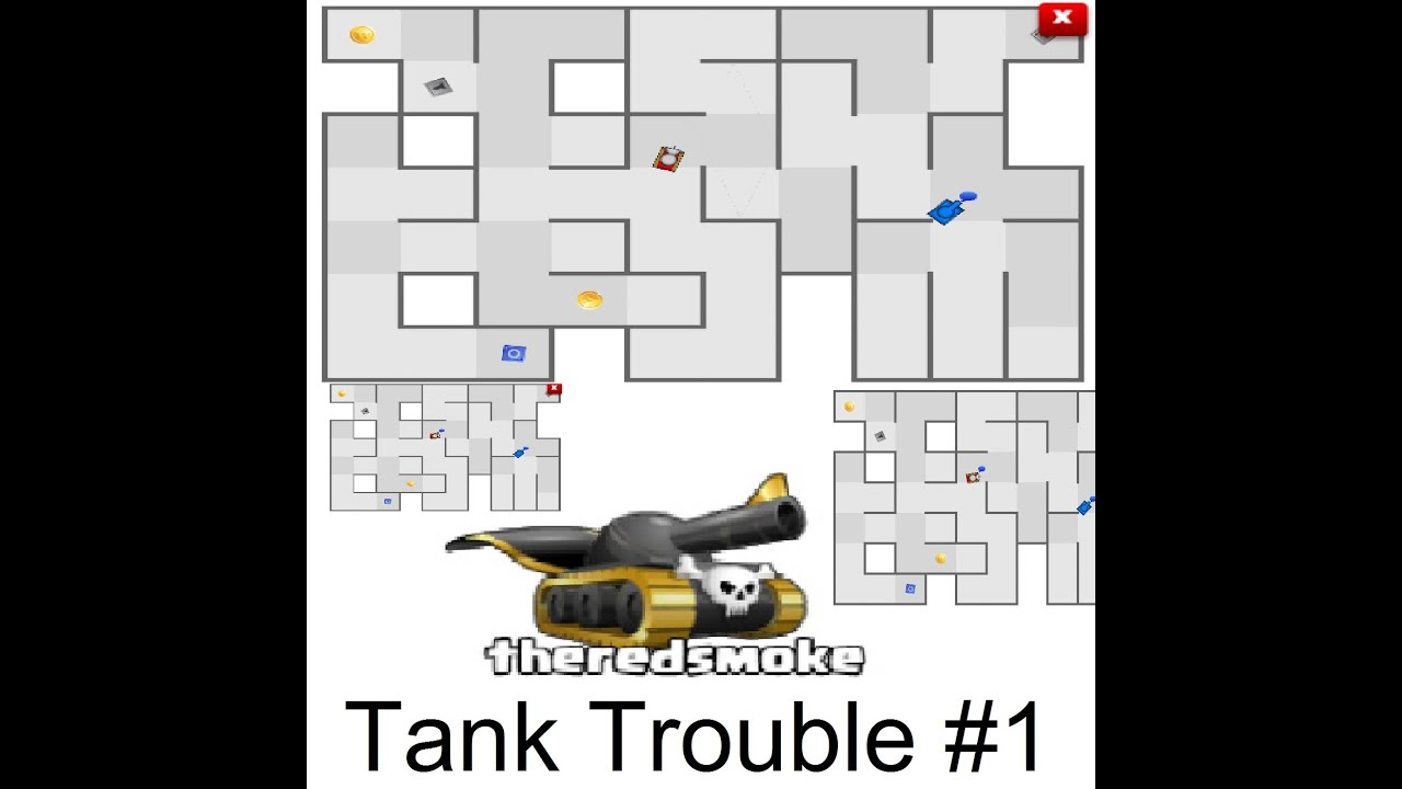 Tank Trouble 1