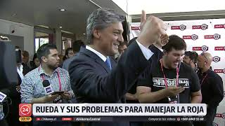 Los candidatos que asoman para reemplazar a Reinaldo Rueda en la Roja