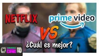 Netflix Vs Prime Video ¿Cuál es mejor en 2020?