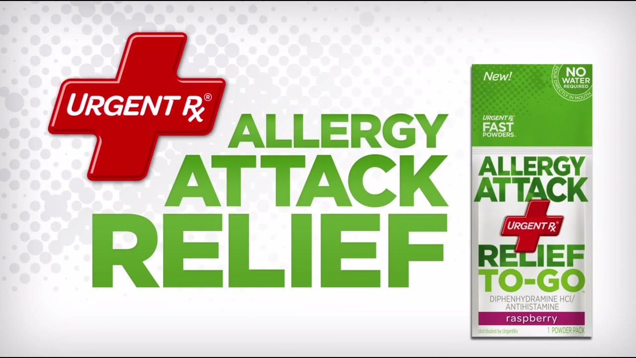 how to stop sneezing allergy attack