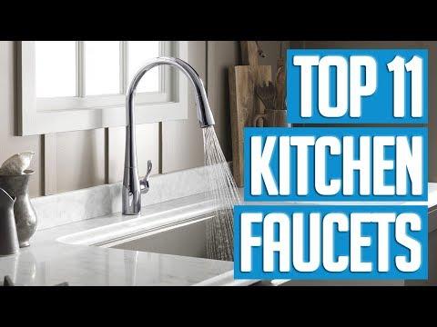 Best Kitchen Faucets 2018 | TOP 11 Kitchen Faucet
