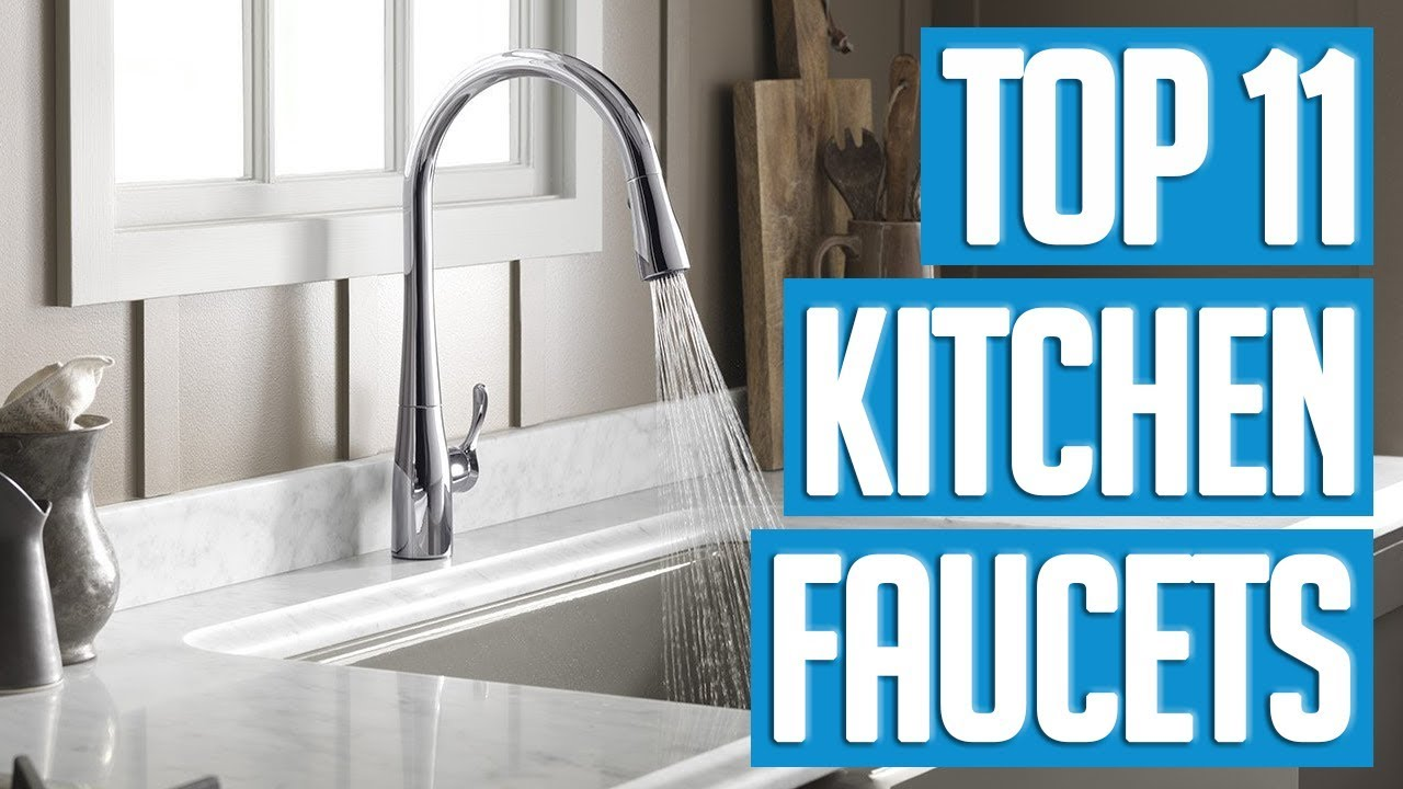 Best Kitchen Faucets 2018 | TOP 11 Kitchen Faucet - YouTube