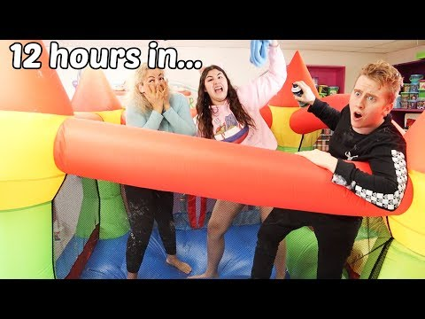 LAST TO STOP MAKING SLIME IN A BOUNCY HOUSE WINS $10,000 ~ Slimeatory #559
