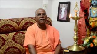 Swami Guhabhaktanandaji Maharaj 2012 Deepavali Wish
