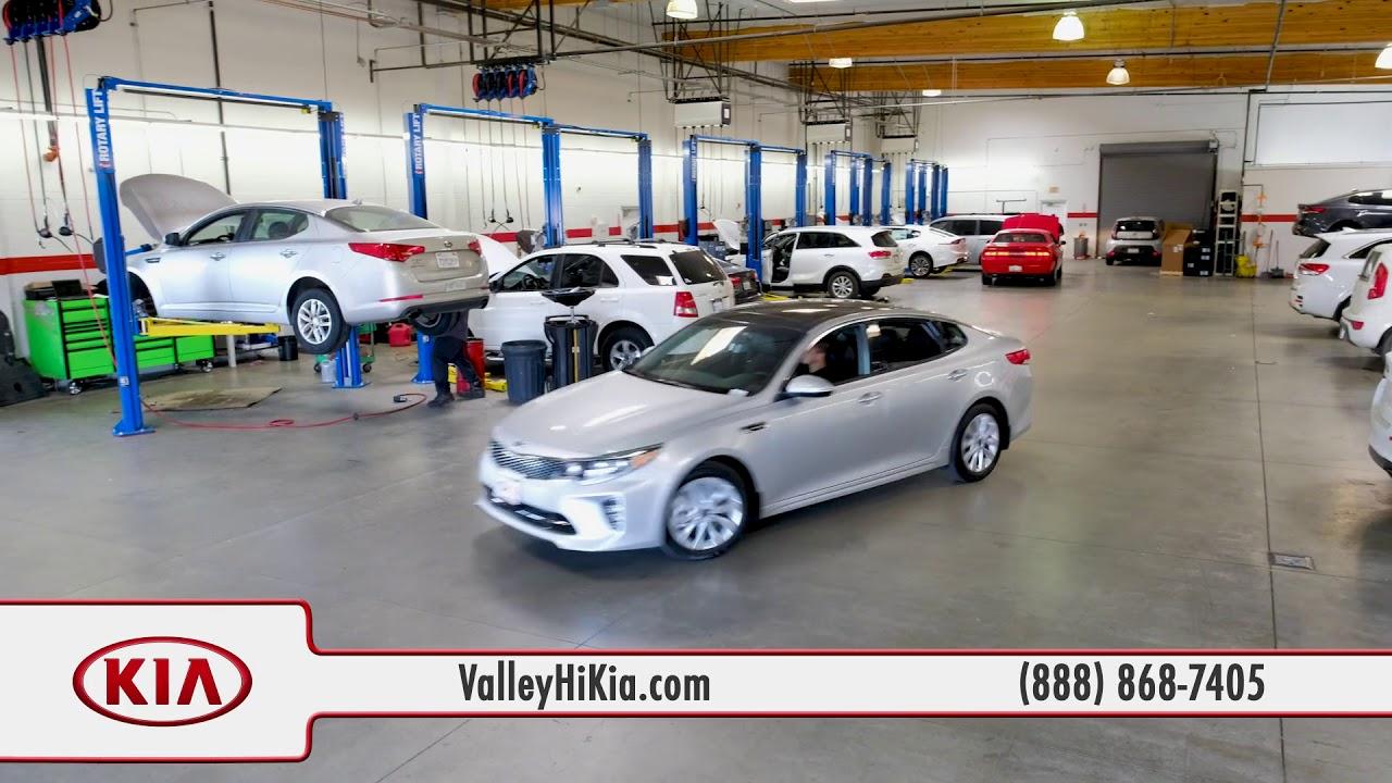Valley Hi Kia >> Come See The All New Valley Hi Kia