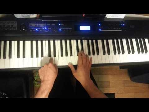 Love So High (Hillsong) - Piano Tutorial