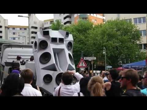 DJ Rashad & DJ SPINN live in Berlin
