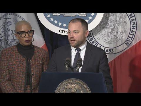 City Council Speaker Corey Johnson On Andy King Discipline