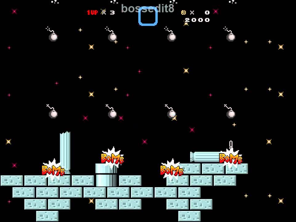 Super Mario Bros  X (SMBX) Custom Boss - Bowser jr's