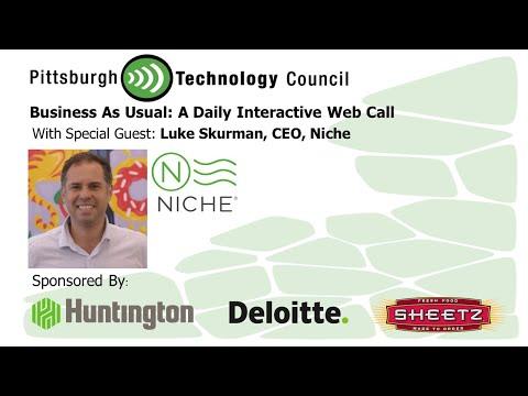Business as Usual: Luke Skurman, Niche