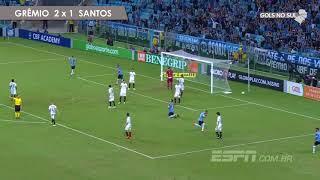 Grêmio 5 x 1 Santos - Rádio Gaúcha - 06/05/2018