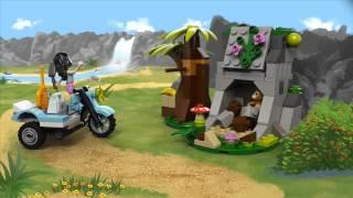 LEGO® Friends - 41032 İlk Yardım Orman Motosikleti