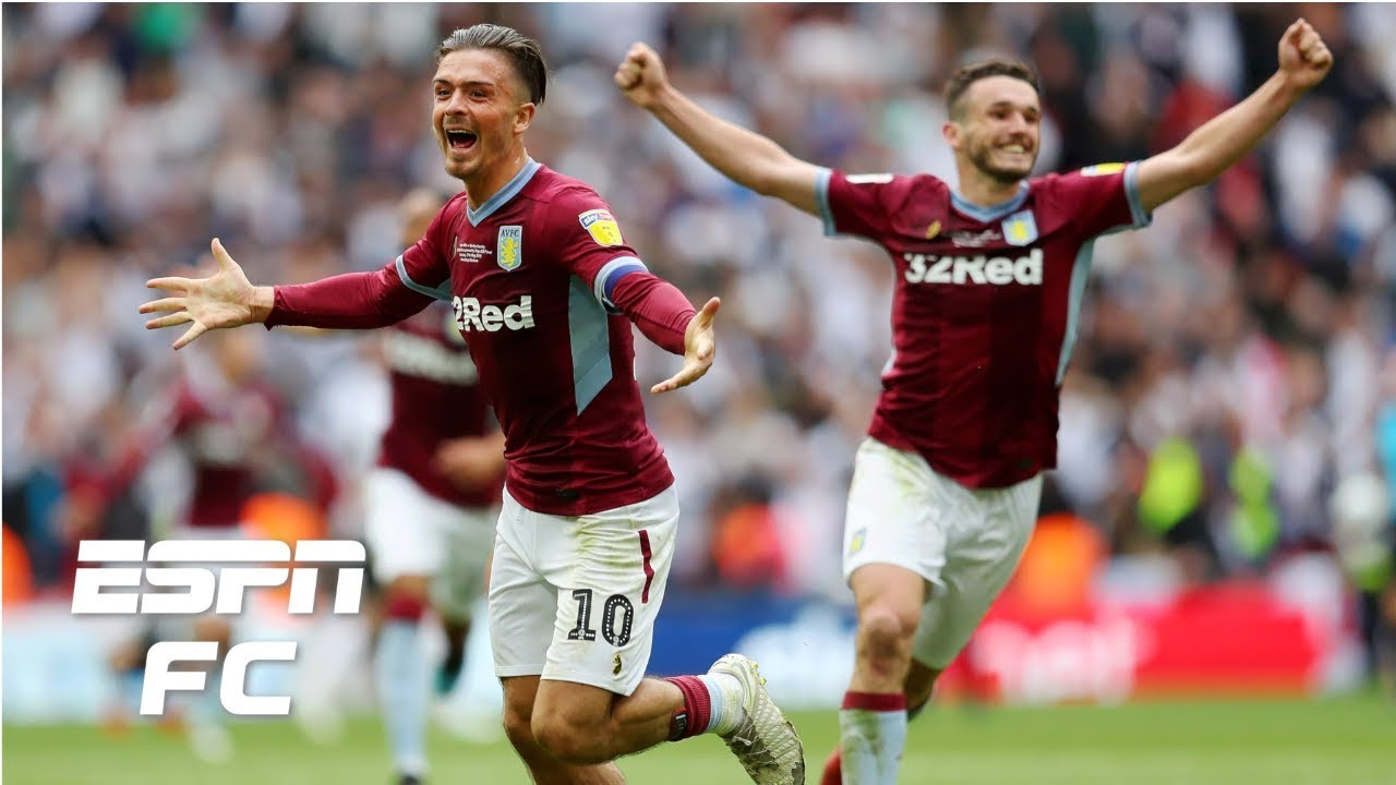 Playoff final: Aston Villa promoted to the Premier League