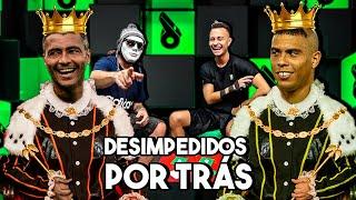 Polêmica! Quem foi melhor, Romário ou Ronaldo?
