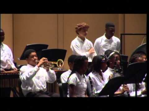 2014 Colleton County Middle School 8th Grade Band Part 3