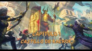 MODO HISTORIA: Castillo de Kaerok ¡Como derrotarlo fácil! / #01 RAID: SHADOW LEGENDS TUTORIAL.