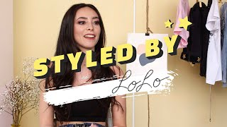 Lo Lo Styles Three Edgy Looks STYLED BY MTV FORA