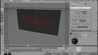 how to use thinking particles with xplode plugin within cinema 4d