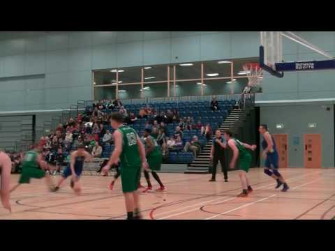 DCU Saints vs Moycullen Highlights