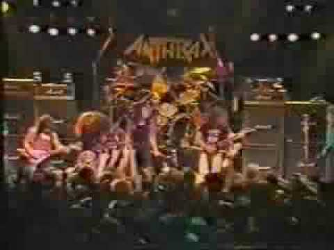Anthrax - Deathrider (Live Bochum, Germany 1986) mp3