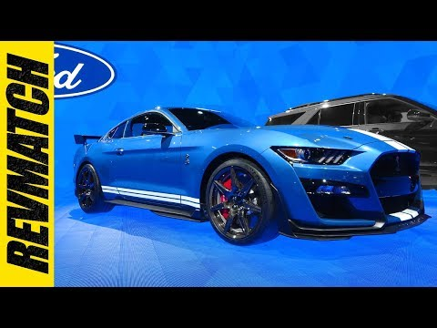 Detroit Auto Show Toyota Supra, Ford Shelby GT The good, the bad & the ugly