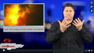 Sign1News 11.14.18 - News for the deaf community powered by CNN in American Sign Language (ASL).