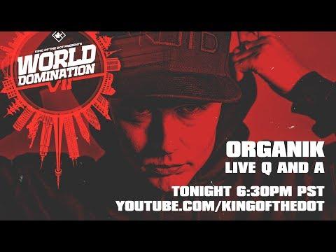 KOTD - @OrganikHipHop Q&A