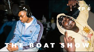 COOKING UP WITH VINCE STAPLES 🔥🔥🔥 | The Boat Show