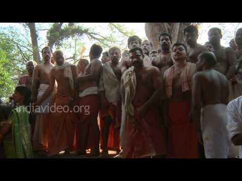 Rituals Performed by Erinjickal Family, Kodungallur, Thrissur