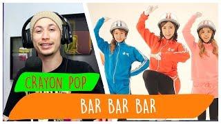 REAGINDO À [Crayon Pop] 크레용팝 빠빠빠(Bar Bar Bar) - M/V (안무버젼)