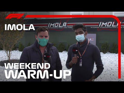 Weekend Warm-Up! | 2020 Emilia Romagna Grand Prix